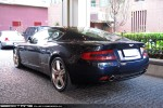 South   Exotic Spotting in Melbourne: Aston Martin DB9 - rear left (Southbank, Vic, 3 Sept 09)