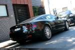 Aston   Exotic Spotting in Melbourne: Aston Martin DB9 - rear right (South Yarra, Vic, 15 Nov 09)