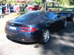 Exotic Spotting in Melbourne: Aston Martin DB9