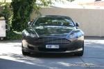 Aston db9 Australia Exotic Spotting in Melbourne: Aston Martin DB9 Volante