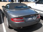 Aston db9 Australia Exotic Spotting in Melbourne: Aston Martin DB9 Volante