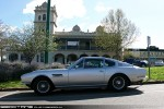 Series   Exotic Spotting in Melbourne: Aston Martin DBSV8 (Series 1) - profile left (Yarra Glen, Victoria, 20 Sept 09)