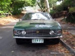 1967   Exotic Spotting in Melbourne: Aston Martin DBS [1967] - front (Kew, Vic, 15 March 08)