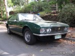 1967   Exotic Spotting in Melbourne: Aston Martin DBS [1967] - front right (Kew, Vic, 15 March 08)