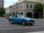 As   Exotic Spotting in Melbourne: Aston Martin DB Mark III