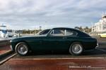 Left   Ferraris and Aston Martins in Mornington: Aston Martin DB Mark III - profile left (Mornington, Victoria, 14 Jun 09)