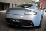 V12   Exotic Spotting in Melbourne: Aston Martin V12 Vantage - rear right (Southbank, Vic, 3 Aug 2010)