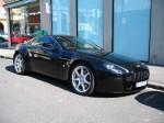 Aston v8 Australia Exotic Spotting in Melbourne: Aston Martin V8 Vantage