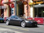 Photos street Australia Exotic Spotting in Melbourne: Aston Martin V8 Vantage