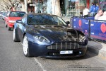 Rt   Exotic Spotting in Melbourne: Aston Martin V8 Vantage - front right 2 (St Kilda, Vic, 21 Sept 08)
