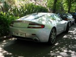 In   Exotic Spotting in Melbourne: Aston Martin V8 Vantage