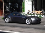 VAN   Exotic Spotting in Melbourne: Aston Martin V8 Vantage