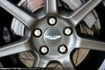 VAN   Exotic Spotting in Melbourne: Aston Martin V8 Vantage - wheel (Hanging Rock, Vic, 24 Apr 2010)