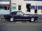 Exotic Spotting in Melbourne: Aston Martin V8 Vantage Volante [1977]