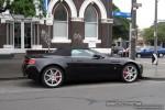 Aston   Exotic Spotting in Melbourne: Aston Martin V8 Vantage Volante - profile right (South Melbourne, Vic, 2 Nov 08)