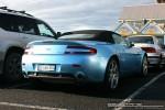 Van   Ferraris and Aston Martins in Mornington: Aston Martin V8 Vantage Volante - rear right (Mornington, Victoria, 14 Jun 09)