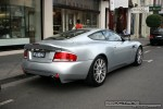 Martin   Exotic Spotting in Melbourne: Aston Martin Vanquish S - rear right (Toorak, Vic)