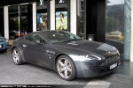 400   Exotic Spotting in Melbourne: Aston Martin Vantage N400 - front right (Crown, Vic, 4 Mar 09)