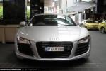 Audi   Exotic Spotting in Melbourne: Audi R8 - front (Crown, Victoria, 2 Nov 09)a