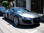 Exotic Spotting in Melbourne: Audi R8
