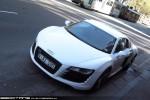 Audi   Exotic Spotting in Melbourne: Audi RB - front left 2 (Melbourne, Vic, 12 Mar 09)