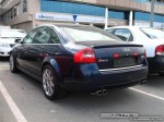 Exotics in Dubai: Audi RS6 - rear left