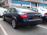 Audi   Exotics in Dubai: Audi RS6 - rear left