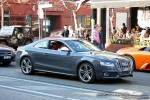 Audi   Exotic Spotting in Melbourne: Audi S5 - front right (South Yarra, Vic)