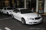 Australia   Exotic Spotting in Melbourne: Australian Prime Minister s car - front right 2 (Crown Casino, Vic, 22 Jan 09)