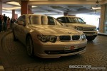 Series   Exotics in Dubai: BMW 7 Series [Alpina B7] - front right (silver)