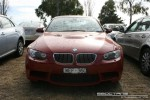 Bmw   Exotic Spotting in Melbourne: BMW M3 [E92] - front 1 (Grand Prix site, Albert Park, Vic, 16 March 08)