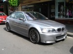 Bmw   Exotic Spotting in Melbourne: BMW M3 CSL [E46]