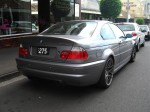 BMW m3 Australia Exotic Spotting in Melbourne: BMW M3 CSL [E46]