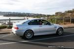 Ferraris and Aston Martins in Mornington: BMW M3 E46 - rear right (Mornington, Victoria, 14 Jun 09)