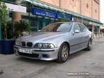 Exotics in Dubai: BMW M5 [E39] - front left