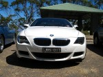 Exotics on Victoria's Surf Coast: BMW M6 - front (Lorne, Vic, 10 Nov 07)