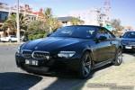 Victoria   Exotic Spotting in Melbourne: BMW M6 - front left (Middle Park, Victoria, 21 Mar 09)