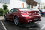 Left   Exotic Spotting in Melbourne: BMW M6 - rear left (Port Melbourne, Vic, 16 Aug 08)