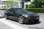 Cab   Exotic Spotting in Melbourne: BMW M6 Cabriolet - front right (Crown Casino, Vic, 6 Nov 08)