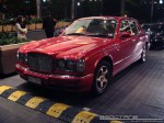 Left   Exotic Spotting in Melbourne: Bentley Arnage - front left (Crown Casino, Vic, 23 May 08)