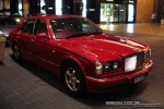 2008   Exotic Spotting in Melbourne: Bentley Arnage - front left (Crown Casino, Victoria, 19 September 2008)