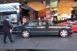 Exotic Spotting in Melbourne: Bentley Arnage - profile right (Crown, Vic, 13 Aug 09)