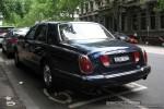 Exotic Spotting in Melbourne: Bentley Arnage - rear left (Melbourne, Vic, 14 Nov 08)