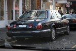 Right   Exotic Spotting in Melbourne: Bentley Arnage - rear right (South Yarra, Vic, 16 Aug 08)