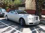 Melbourne   Exotic Spotting in Melbourne: Bentley Azure
