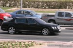 Black   Exotics in Dubai: Bentley Continental Flying Spur - C profile right (black)