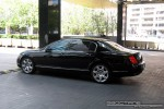 2008   Exotic Spotting in Melbourne: Bentley Continental Flying Spur - profile left (Crown Casinio, Vic, 22 Oct 2008)