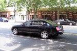 2008   Exotic Spotting in Melbourne: Bentley Continental Flying Spur - profile left (Melbourne, Vic, 22 Oct 2008)