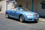 Exotic Spotting in Melbourne: Bentley Continental GTC - front right (Sorrento, Vic, 18 Jan 09)