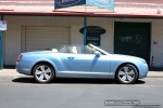 Exotic Spotting in Melbourne: Bentley Continental GTC - profile right (Sorrento, Vic, 18 Jan 09)